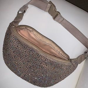 Crystal Fanny Pack